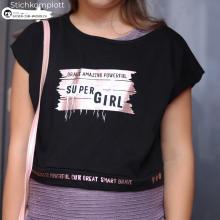 """Plotter-Datei """"super girl&boy"""" (3er-Set)"""