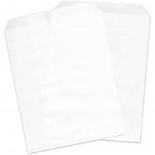 10 St. Papiertüten weiss 13x16.5cm