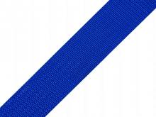 Gurtband 25mm - königsblau