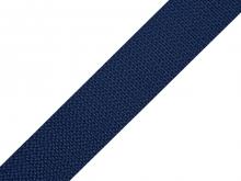Gurtband 25mm - navy