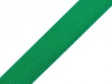 Gurtband 25mm - grün