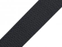 Gurtband 40mm - dunkelgrau