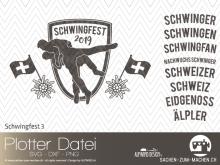"""Plotter-Datei """"Schwingfest #3"""""""