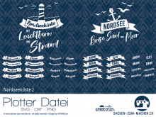 """Plotter-Datei """"Nordseeküste #2"""""""