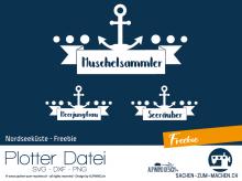 """Plotter-Datei """"Nordseeküste FREEBIE"""""""
