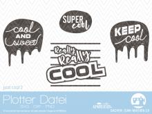 "Plotter-Datei ""just cool #2"""