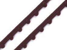 1m Pomponband 7mm/Ø7mm - 007
