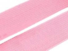 Gummiband 20mm - rosa