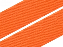 Gummiband 20mm - orange