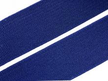 Gummiband 20mm - blau