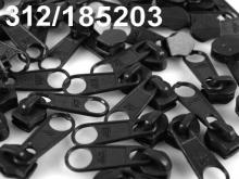 1 St. Zipper (zu endlos-RV 3mm rv003) - 312