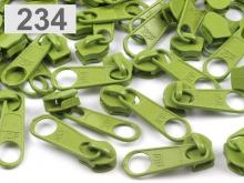 1 St. Zipper (zu endlos-RV 5mm rv005) - 234