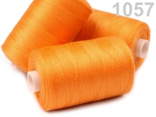 "Polyester Nähgarn - 1000m ""1057-orange"""