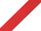 Gurtband 25mm - rot