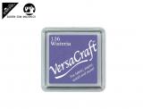 Stempelfarbe 3.3cm für Stoff, Papier, usw. - wisteria