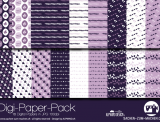 "Digi-Papers ""sweet lila"""