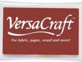 Stempelfarbe 4.5x7.5cm (für Stoff, Papier, usw.) chocolate brown