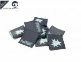 """20 St. Label """"new stars"""" grey-mint"""
