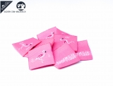 "20 St. Label ""Flamingo"" - pink"