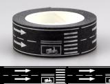 Masking Tape Strasse #1 1.5cm/10m