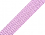 Gurtband 25mm - lila