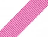 Gurtband 40mm - rosa