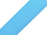 Gurtband 40mm - hellblau