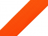 Gurtband 40mm - orange