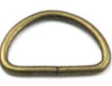 D-Ring 30mm - antik
