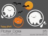 "Plotter-Datei ""happy ghost"""