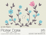 "Plotter-Datei ""we-love-flowers"""