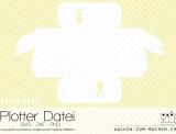 """Plotter-Datei Karte """"Oster-Korb"""""""