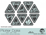 "Plotter-Datei ""Handmade Label"" #2"