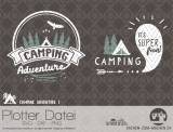 "Plotter-Datei ""camping adventure 1"""