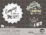 "Plotter-Datei ""camping adventure 3"""