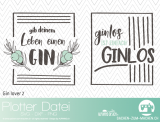 "Plotter-Datei ""GIN lover #2"""