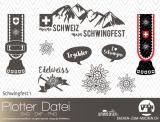 """Plotter-Datei """"Schwingfest #1"""""""