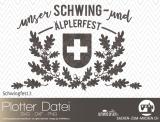"""Plotter-Datei """"Schwingfest #2"""""""