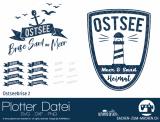 "Plotter-Datei ""Ostseebrise #2"""