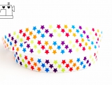 "Gummiband ""color stars"" 16mm"
