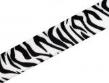 "Gummiband 27mm ""Zebra"""