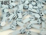 1m endlos-Reissverschluss 3mm inkl. 5 St. Zipper - 183