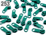 1 St. Zipper (zu endlos-RV 3mm rv003) - 253
