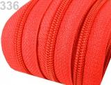 1m endlos-Reissverschluss 3mm inkl. 5 St. Zipper - 336
