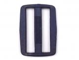 Gurtversteller  25mm schwarz