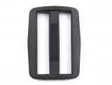 Gurtversteller  32mm schwarz