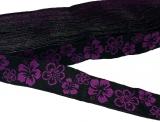 """Webband """"Hibiscus-violett"""""""