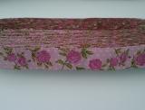 "Webband ""Rosen-rosa"""