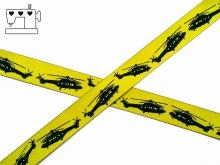 "Webband ""Helikopter"" lime"